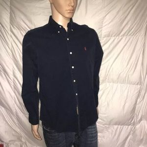 Polo by Ralph Lauren Medium Blue Long
